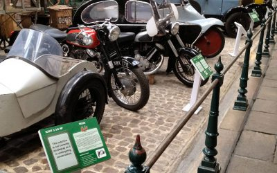 Bradford Industrial Museum Visit