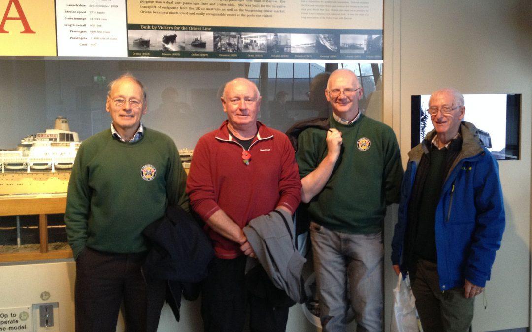 Barrow Maritime Museum Visit